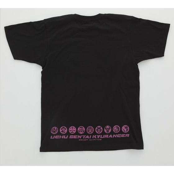 宇宙戦隊キュウレンジャー 「ワシピンク」なりきり風デザインTシャツ【再入荷】