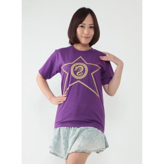 宇宙戦隊キュウレンジャー なりきり風デザインTシャツ  リュウコマンダー【再入荷】