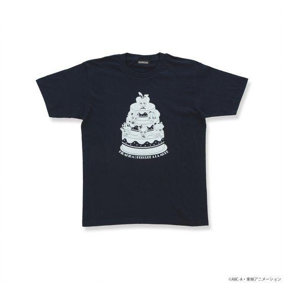 キラキラ☆プリキュアアラモード 親子Tシャツ 大人用 (ケーキ柄)