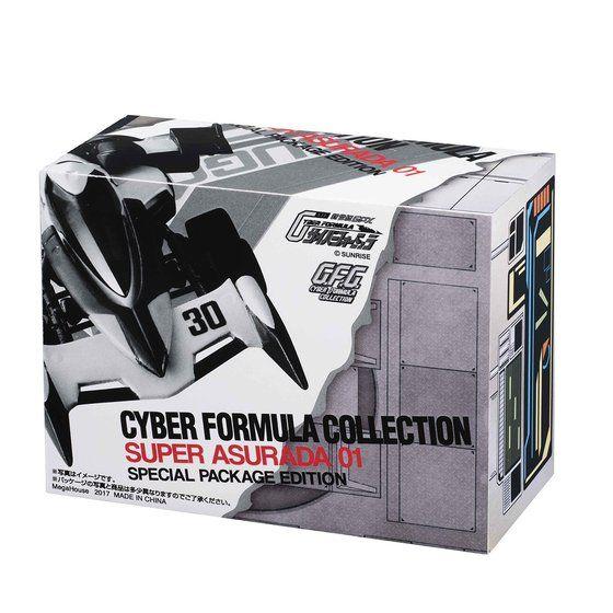 C.F.C 新世紀GPXサイバーフォーミュラ SPECIAL PACKAGE EDITION スーパーアスラーダ01