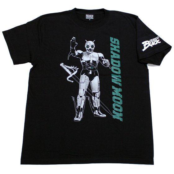 仮面ライダー×ノルソルマニア コラボ Tシャツ(シャドームーン&サタンサーベル)
