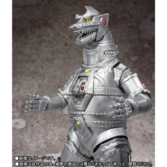 S.H.MonsterArts メカゴジラ(1974)