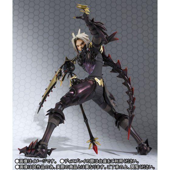 フィギュアーツ ZERO .hack//Figuarts ハセヲ3rdフォーム BLACK