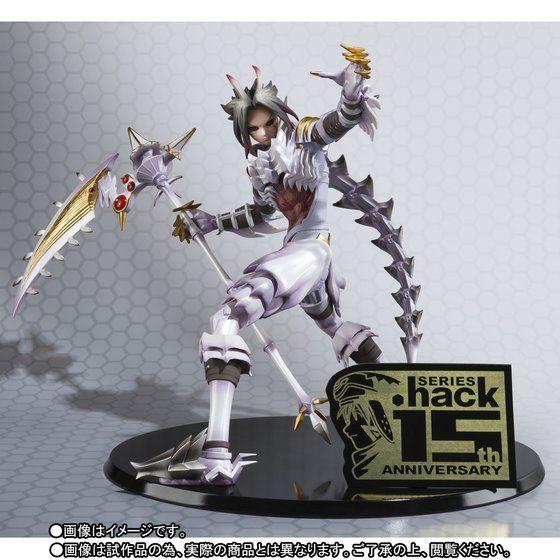 フィギュアーツ ZERO .hack//Figuarts ハセヲ3rdフォーム WHITE