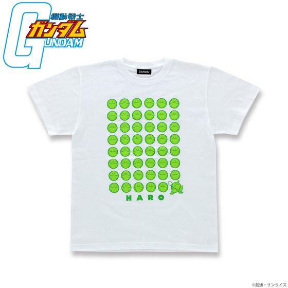 機動戦士ガンダム ハロ ドット柄 Tシャツ