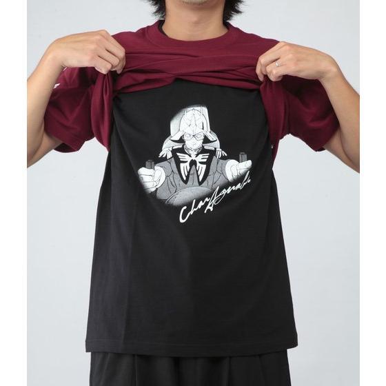 機動戦士ガンダム MS なりきりTシャツ シャア専用ザク