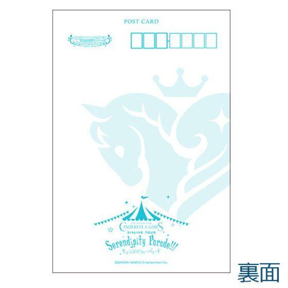 THE IDOLM@STER CINDERELLA GIRLS 5thLIVE TOUR ツアーメモリアルアクリルカードスタンド(64種カード付き)