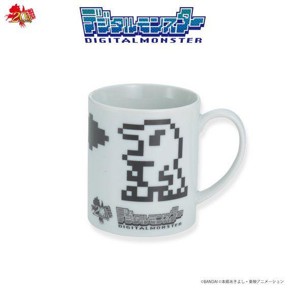 デジタルモンスター20th マグカップ(BATTLE)