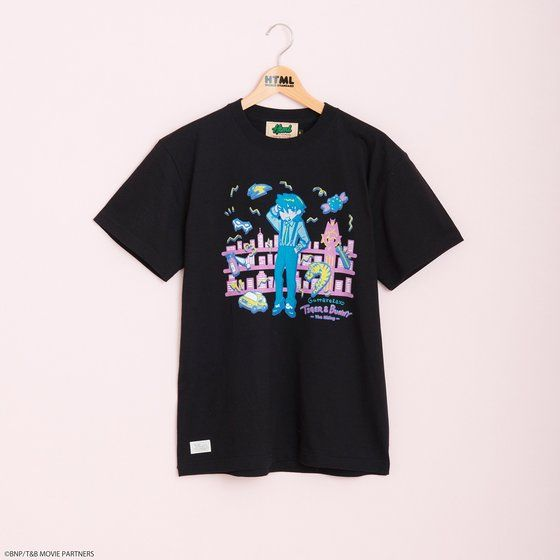 TIGER & BUNNY×HTML ZERO3 Guttarelax Reunited Buddy S/S Tee(Tシャツ)