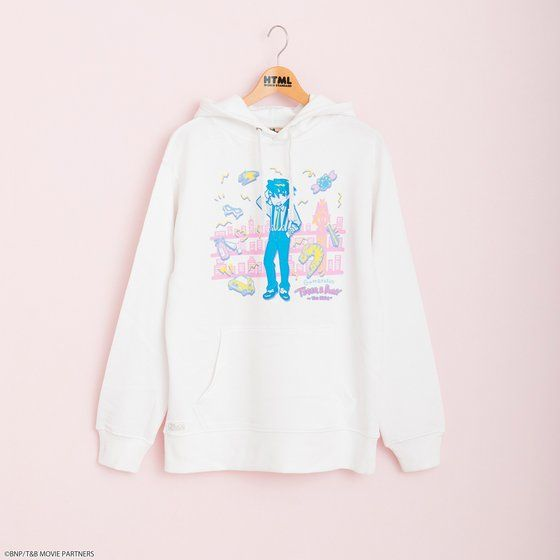 TIGER & BUNNY×HTML ZERO3 Guttarelax Reunited Buddy Pullover Hoodie(パーカー)