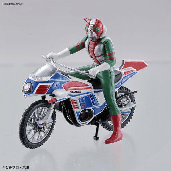 メカコレクション 仮面ライダーシリーズ ハリケーン