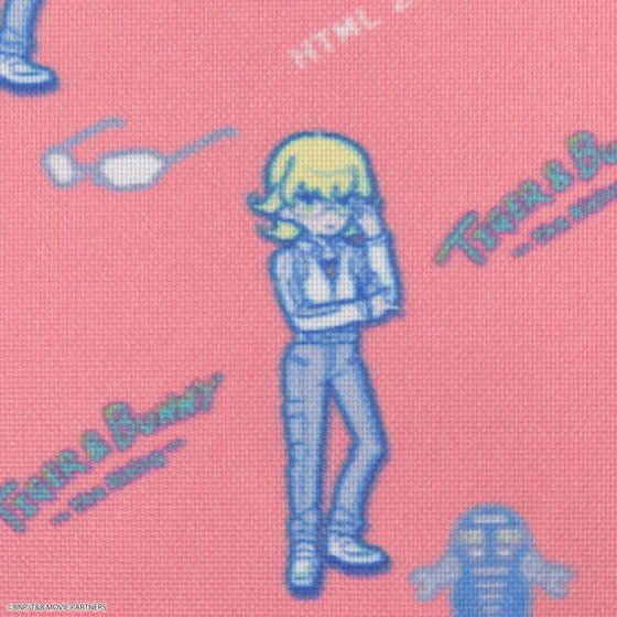 TIGER & BUNNY×HTML ZERO3 Guttarelax Reunited Buddy Pouch(ポーチ)