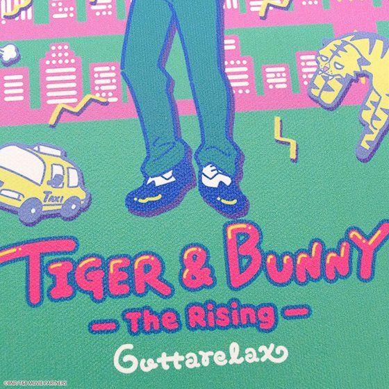 TIGER & BUNNY×HTML ZERO3 Guttarelax Reunited Buddy Canvas Panel(キャンバスパネル)