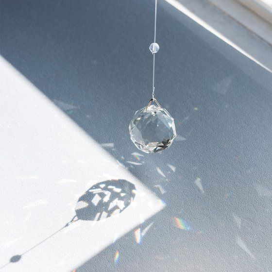 美少女戦士セーラームーン 幻の銀水晶 サンキャッチャー A&Bセット