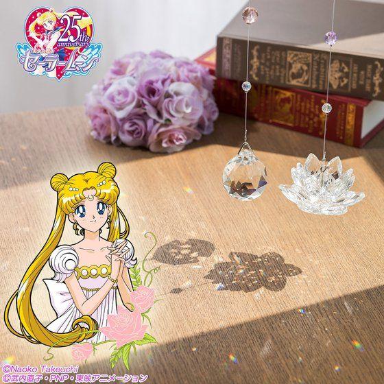 美少女戦士セーラームーン サンキャッチャー 幻の銀水晶 B