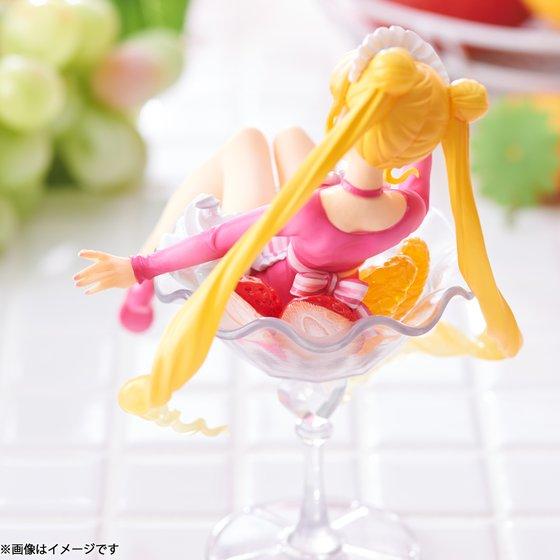 【抽選販売】Sweeties 美少女戦士セーラームーン 月野うさぎ フルーツパーラーver.