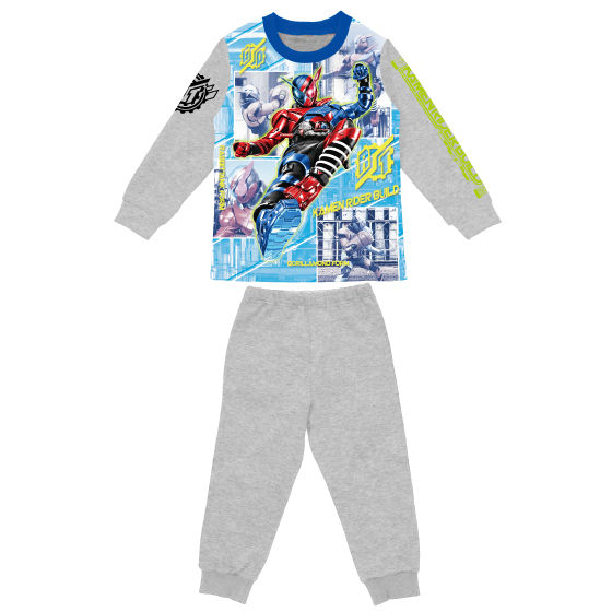 仮面ライダービルド 変身!光るパジャマ