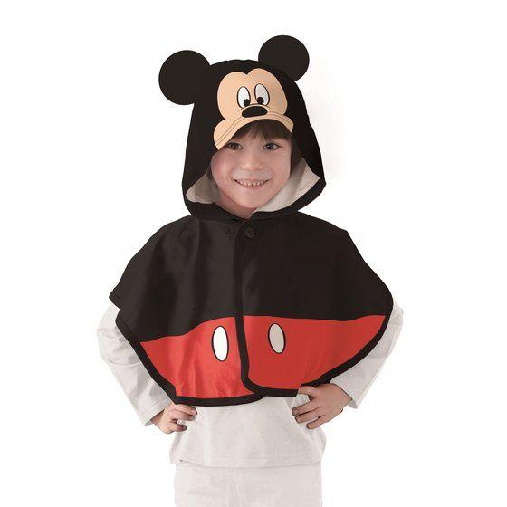 変身マント(子ども用) ミッキーマウス