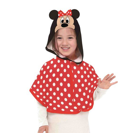 変身マント(子ども用) ミニーマウス