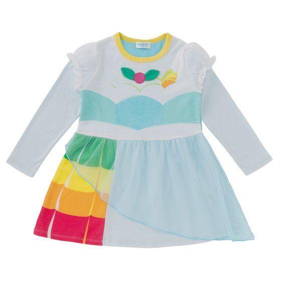 キラキラ☆プリキュアアラモード 変身ドレス キュアパルフェ