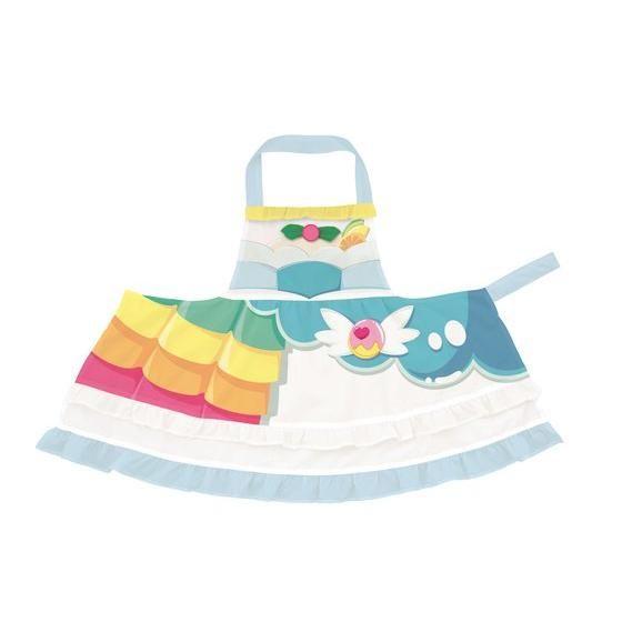 キラキラ☆プリキュアアラモード 変身かんたんドレス キュアパルフェ