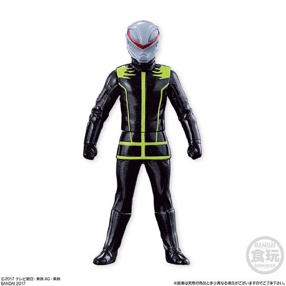 ソフビヒーロー 宇宙戦隊キュウレンジャー3