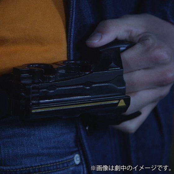 ウルトラマンジード DXジードライザー 装填ナックル
