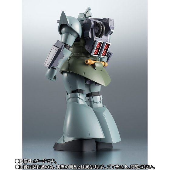 ROBOT魂 〈SIDE MS〉 MS-14A 量産型ゲルググ&C型装備 ver. A.N.I.M.E.