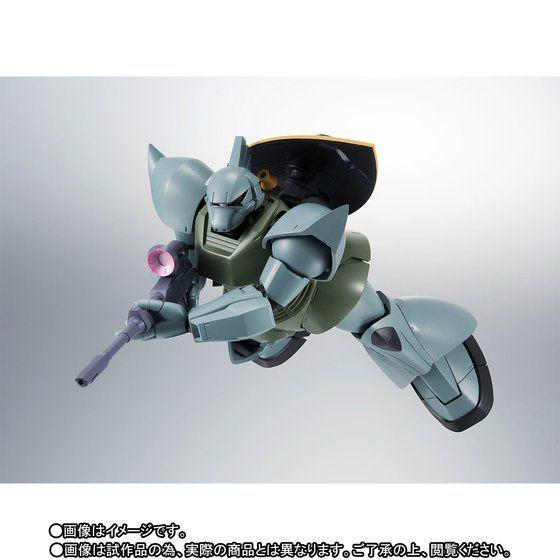 ROBOT魂 〈SIDE MS〉 MS-14A 量産型ゲルググ&C型装備 ver. A.N.I.M.E.
