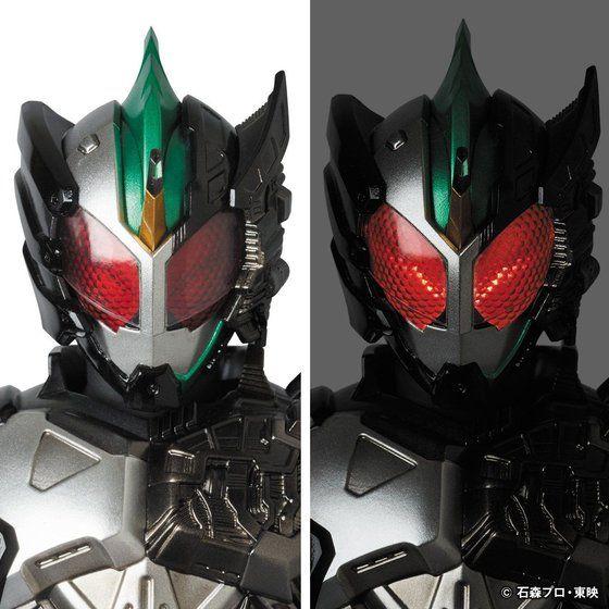 RAH GENESIS 仮面ライダーアマゾンニューオメガ