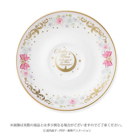 美少女戦士セーラームーン カトラリーセット/ Noritakeコラボ第一弾ティーカップ&ソーサー