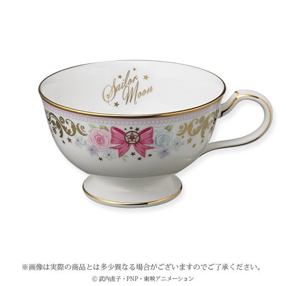 美少女戦士セーラームーン Noritakeコラボ第一弾ティーカップ&ソーサー【2017年12月発送】