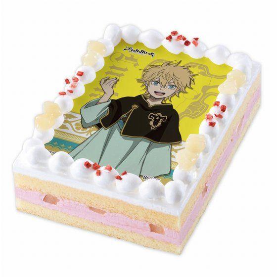 [キャラデコプリントケーキ] ブラッククローバー ラック・ボルティア