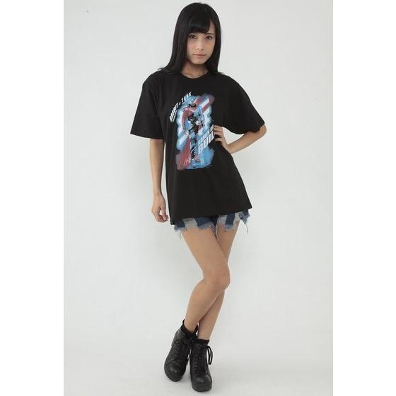 仮面ライダービルド Tシャツ  RABBIT+TANK柄