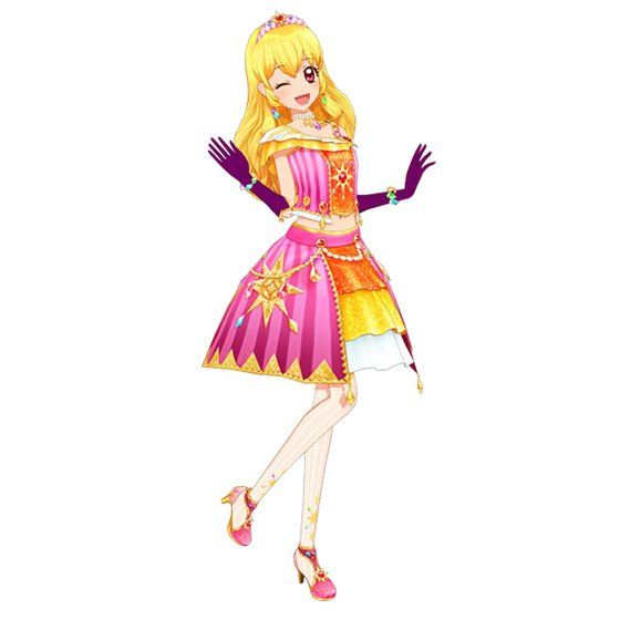 AIKATSU!STYLE for Lady ソレイユ スターサンシャインブレス