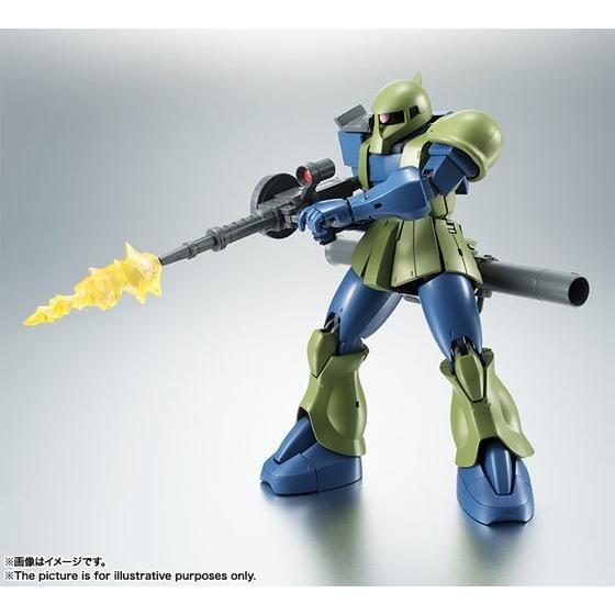 ROBOT魂 〈SIDE MS〉 MS-05 旧ザク ver. A.N.I.M.E.