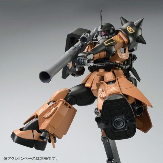 MG 1/100 MS-06R-2 ギャビー・ハザード専用ザクII 【再販】【2次:2017年10月発送】