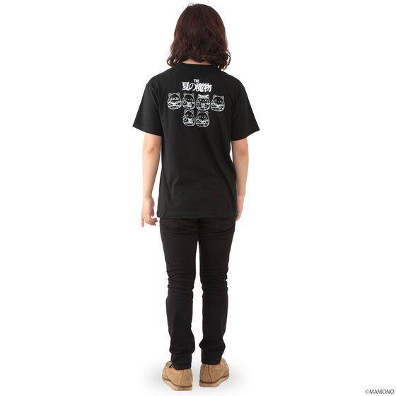 まねきもちねこ THE 夏の魔物 Tシャツ 黒