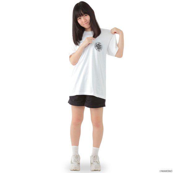 まねきもちねこ THE 夏の魔物 Tシャツ 白