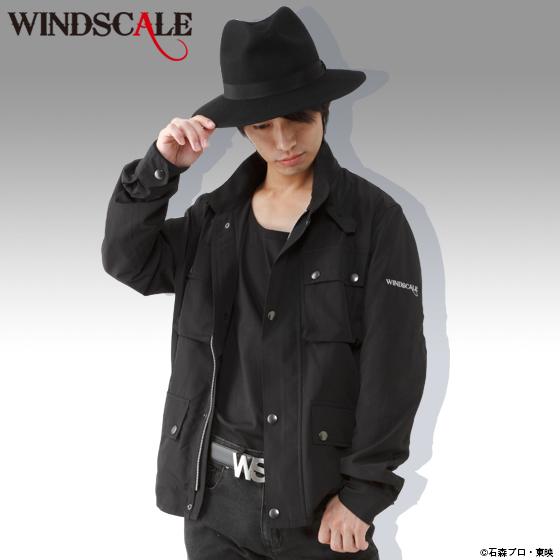 仮面ライダーW WIND SCALE カジュアルジャケット