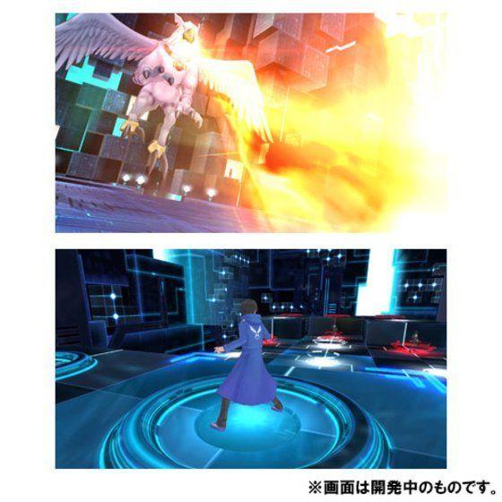 PS4 デジモンストーリー サイバースルゥース ハッカーズメモリー