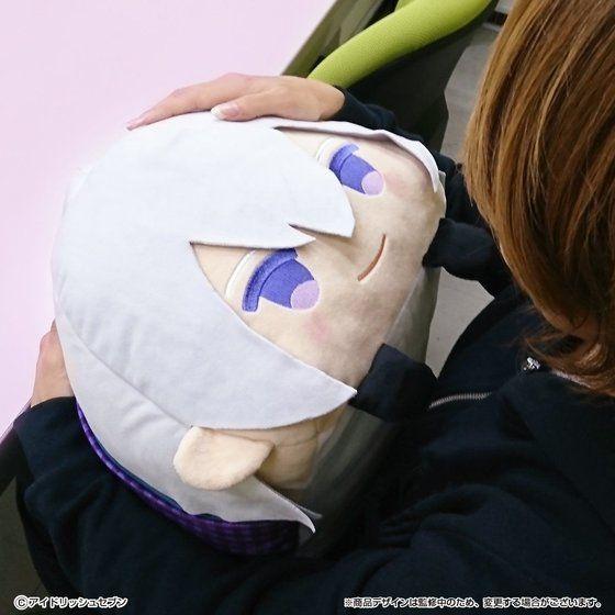 """アイドリッシュセブン おっきぃ〜!クッションMEZZO"""" 四葉 環/ 逢坂 壮五"""