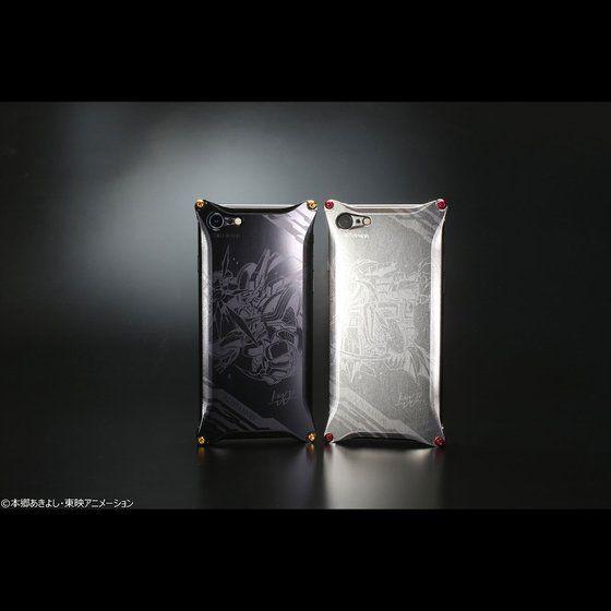 デジモンアドベンチャー ジュラルミンiPhone7&8ケース(プレミアムバンダイ限定)