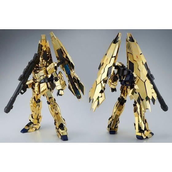 PG 1/60 RX-0 ユニコーンガンダム3号機 フェネクス【再販/抽選販売】