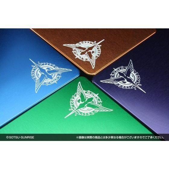 機動戦士ガンダム00 ジュラルミンカードケース