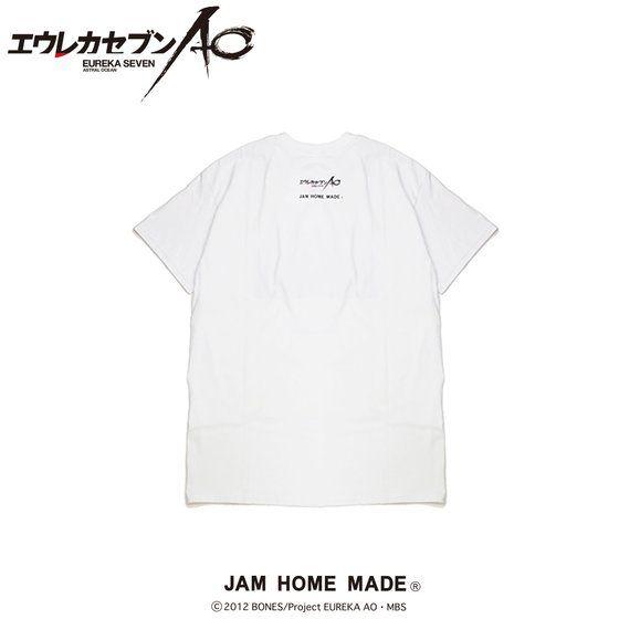 エウレカセブンAO×JAM  HOME MADE Tシャツ