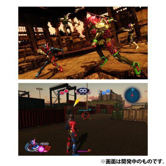 PS4仮面ライダークライマックスファイターズ プレミアムRサウンドエディション