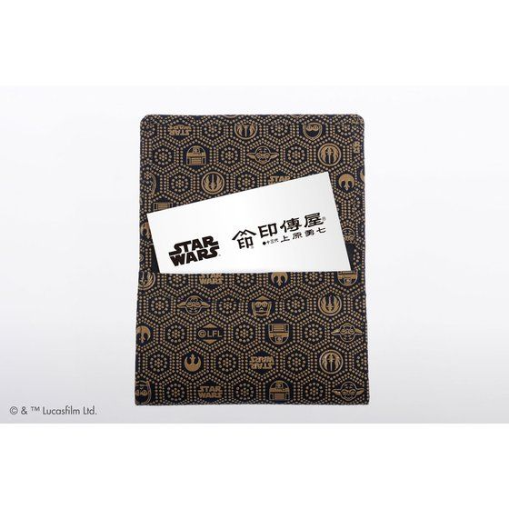 STAR WARS 印傳屋 カードケース【2次:2017年12月発送】