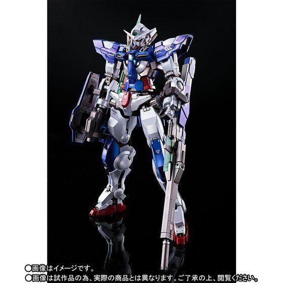 【抽選販売】METAL BUILD ガンダムエクシア (10th ANNIVERSARY EDITION)