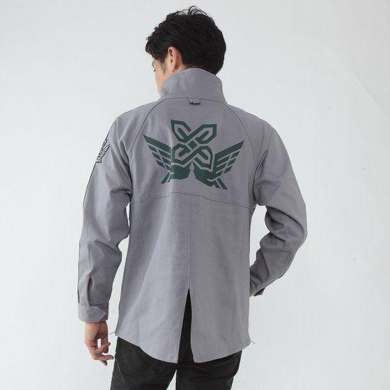 仮面ライダービルド 東都 戦闘員ジャケット